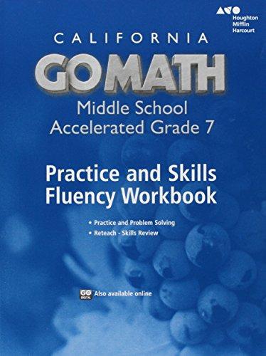 9780544470606 Go Math California Practice Fluency