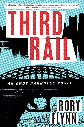 9780544483927: Third Rail: An Eddy Harkness Novel