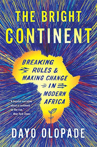 9780544483996: The Bright Continent
