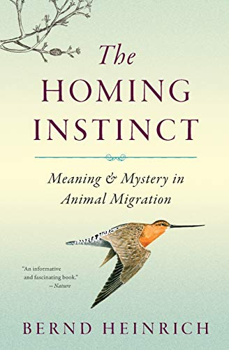 9780544484016: The Homing Instinct: Meaning and Mystery in Animal Migration