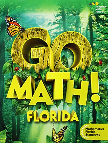 9780544500785: Go Math!: MAFS Student Edition Grade 1 2015