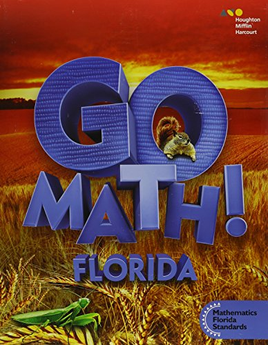 9780544500792: Go Math!: MAFS Student Edition Grade 2 2015
