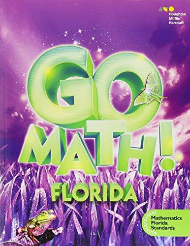 9780544500808: Go Math!: MAFS Student Edition Grade 3 2015