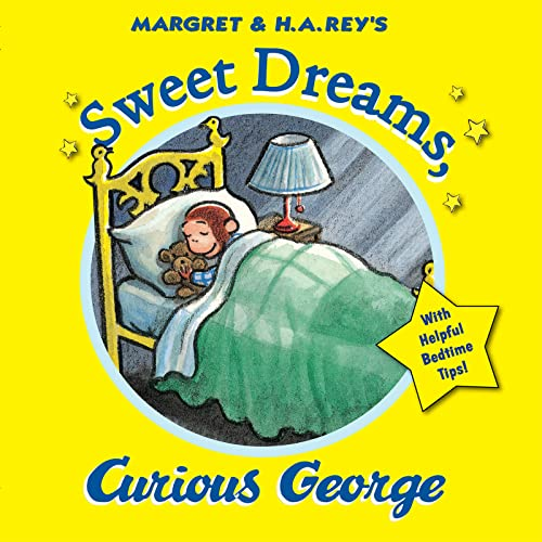 9780544503212: Sweet Dreams, Curious George