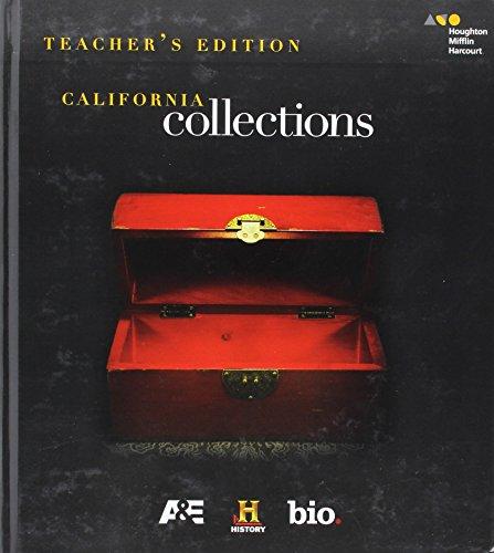 9780544503366: Houghton Mifflin Harcourt Collections California: Teacher Edition Grade 7 2017