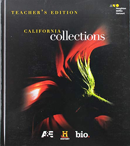 9780544503397: Houghton Mifflin Harcourt Collections California: Teacher Edition Grade 9 2017