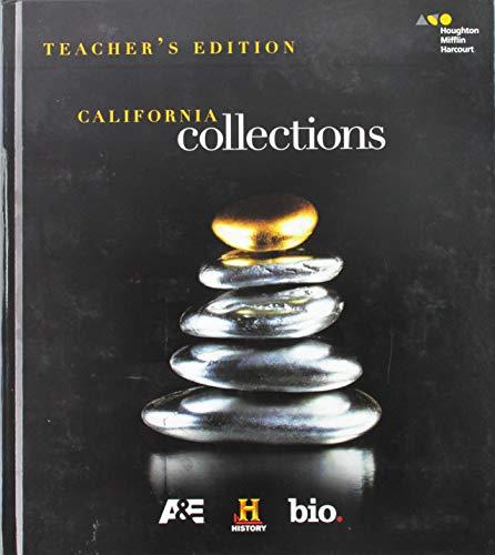9780544503403: Houghton Mifflin Harcourt Collections California: Teacher Edition Grade 10 2017