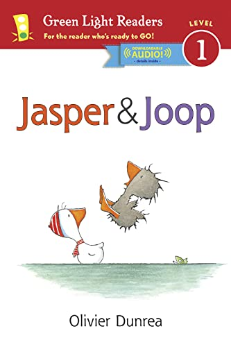 Jasper & Joop (Reader) (Gossie & Friends): Olivier Dunrea