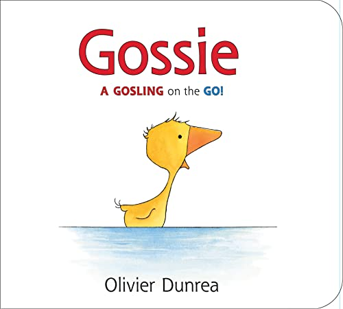 Gossie padded board book (Gossie & Friends)