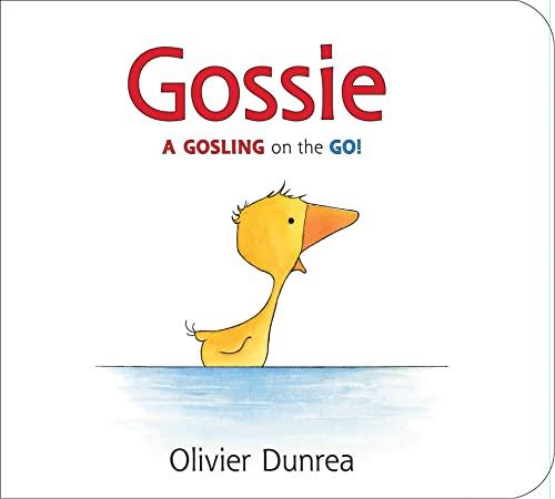 9780544506374: Gossie padded board book (Gossie & Friends)