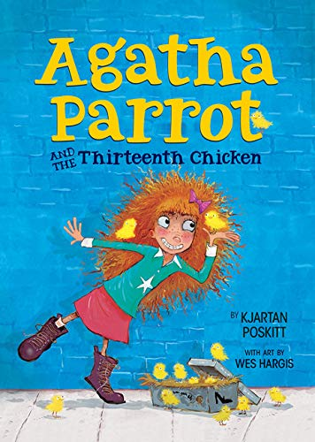 9780544509092: Agatha Parrot and the Thirteenth Chicken