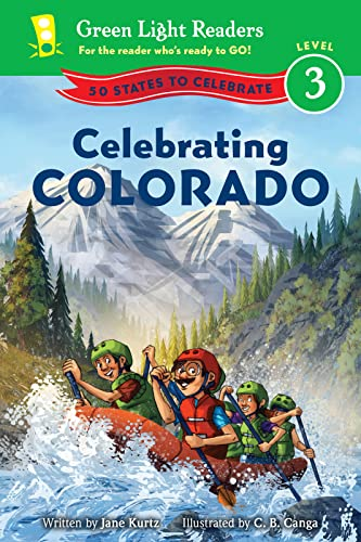 9780544517936: Celebrating Colorado: 50 States to Celebrate (Green Light Readers Level 3)