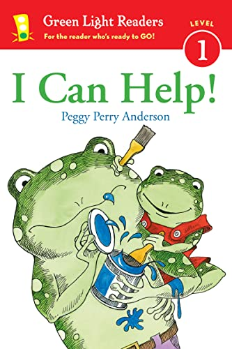 9780544528635: I Can Help! (Green Light Readers Level 1)