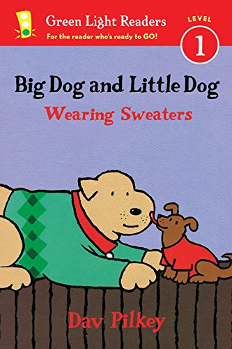 9780544530973: Big Dog and Little Dog Wearing Sweaters (Reader) (Green Light Readers Level 1)