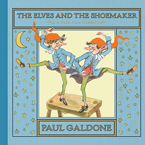 9780544530997: The Elves and the Shoemaker (Folk Tale Classics)