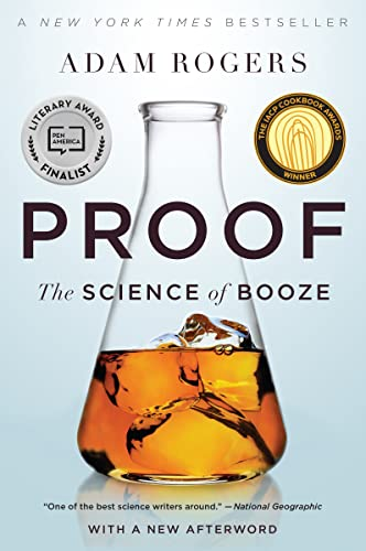 9780544538542: Proof: The Science of Booze