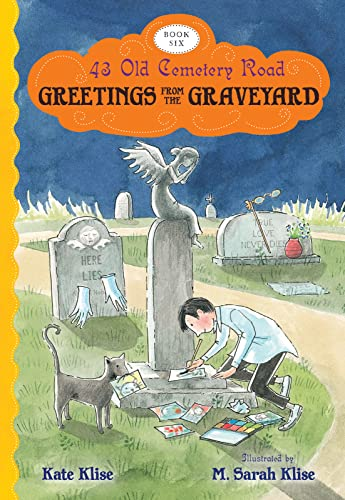 9780544540101: Greetings from the Graveyard (43 Old Cemetery Road)