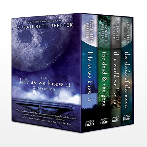 9780544542631: The Life As We Knew It Collection (Life As We Knew It Series)