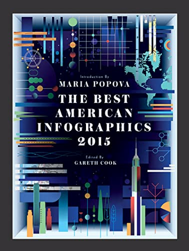 9780544542709: The Best American Infographics 2015