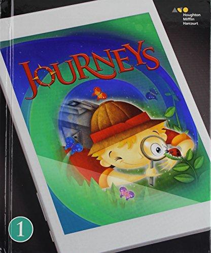 9780544543300: Journeys: Student Edition Volume 3 Grade 1 2017