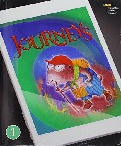 9780544543317: Journeys: Student Edition Volume 4 Grade 1 2017
