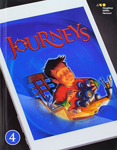 9780544543409: Journeys: Student Edition Grade 4 2017