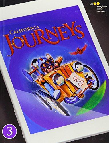 9780544544048: Journeys: Student Edition, Volume 2 Grade 3 2017