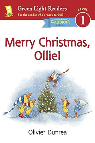 Merry Christmas, Ollie (Reader) (Gossie & Friends): Olivier Dunrea