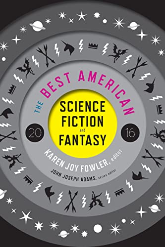 9780544555204: The Best American Science Fiction and Fantasy 2016 (The Best American Series ®)