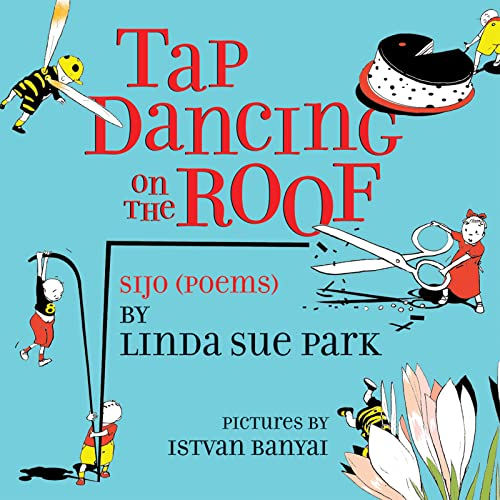 9780544555518: Tap Dancing on the Roof: Sijo (Poems)