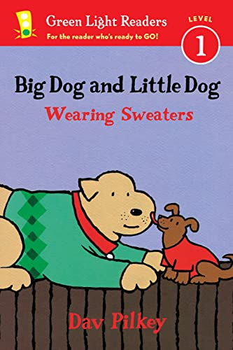 9780544562370: Big Dog and Little Dog Wearing Sweaters (Reader) (Green Light Readers Level 1)