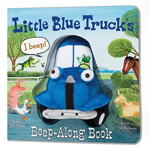 9780544568129: Little Blue Truck's Beep-along Book