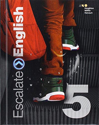 9780544578814: Houghton Mifflin Harcourt Escalate English: Student Edition Grade 5 2017