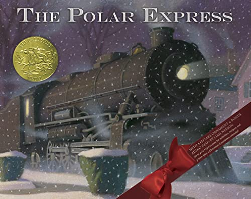 Polar Express 30th anniversary edition: Van Allsburg, Chris
