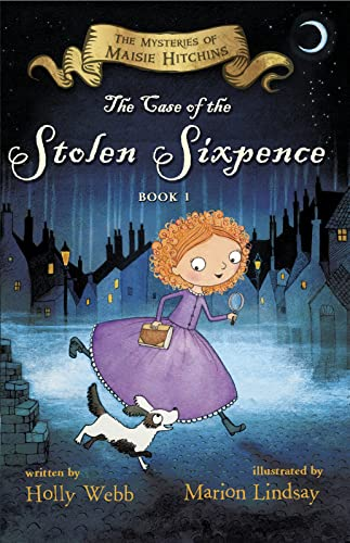 9780544582347: The Case of the Stolen Sixpence: The Mysteries of Maisie Hitchins Book 1