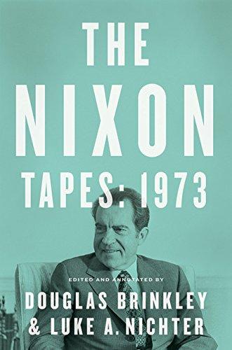 9780544610538: The Nixon Tapes: 1973