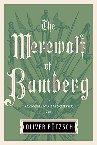 9780544610941: The Werewolf of Bamberg (Hangman's Daughter Tale)