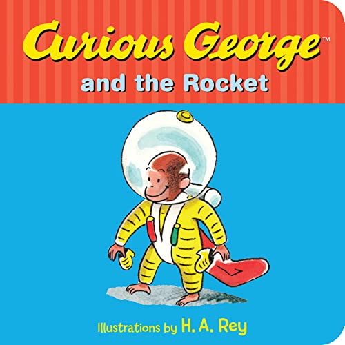 9780544610958: Curious George and the Rocket