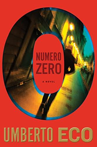 9780544635081: Numero Zero