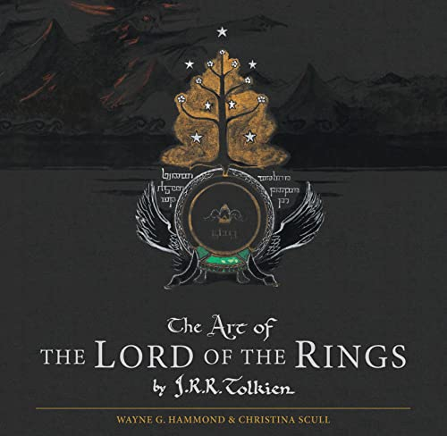 9780544636347: The Art of the Lord of the Rings by J.R.R. Tolkien