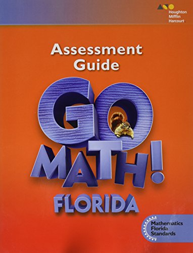9780544649491: Go Math! Florida: MAFS Preparing Students for Florida Standards Assessments Grade 2