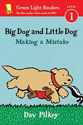 9780544651142: Big Dog and Little Dog Making a Mistake (reader) (Green Light Readers Level 1)