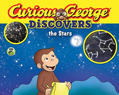 Curious George Discovers the Stars (Paperback): H. A. Rey