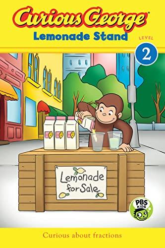 9780544652217: Curious George Lemonade Stand (CGTV Reader)