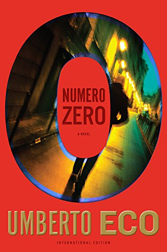 9780544668263: Numero Zero
