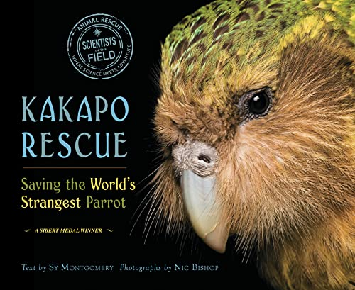9780544668294: Kakapo Rescue: Saving the World's Strangest Parrot (Scientists in the Field Series)