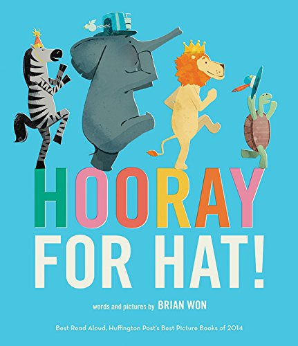 9780544668317: Hooray for Hat!