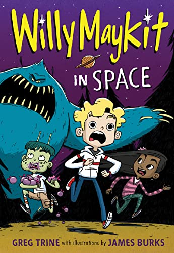 9780544668485: Willy Maykit in Space