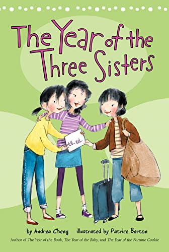 9780544668492: The Year of the Three Sisters (An Anna Wang novel)