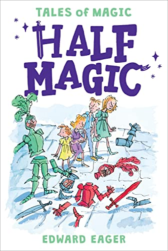9780544671720: Half Magic (Tales of Magic)